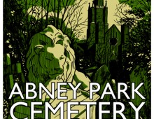 Abney Park Cemetery – Screenprint