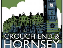 Visit Crouch End & Hornsey – Screenprint