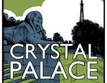 Visit Crystal Palace – Screenprint
