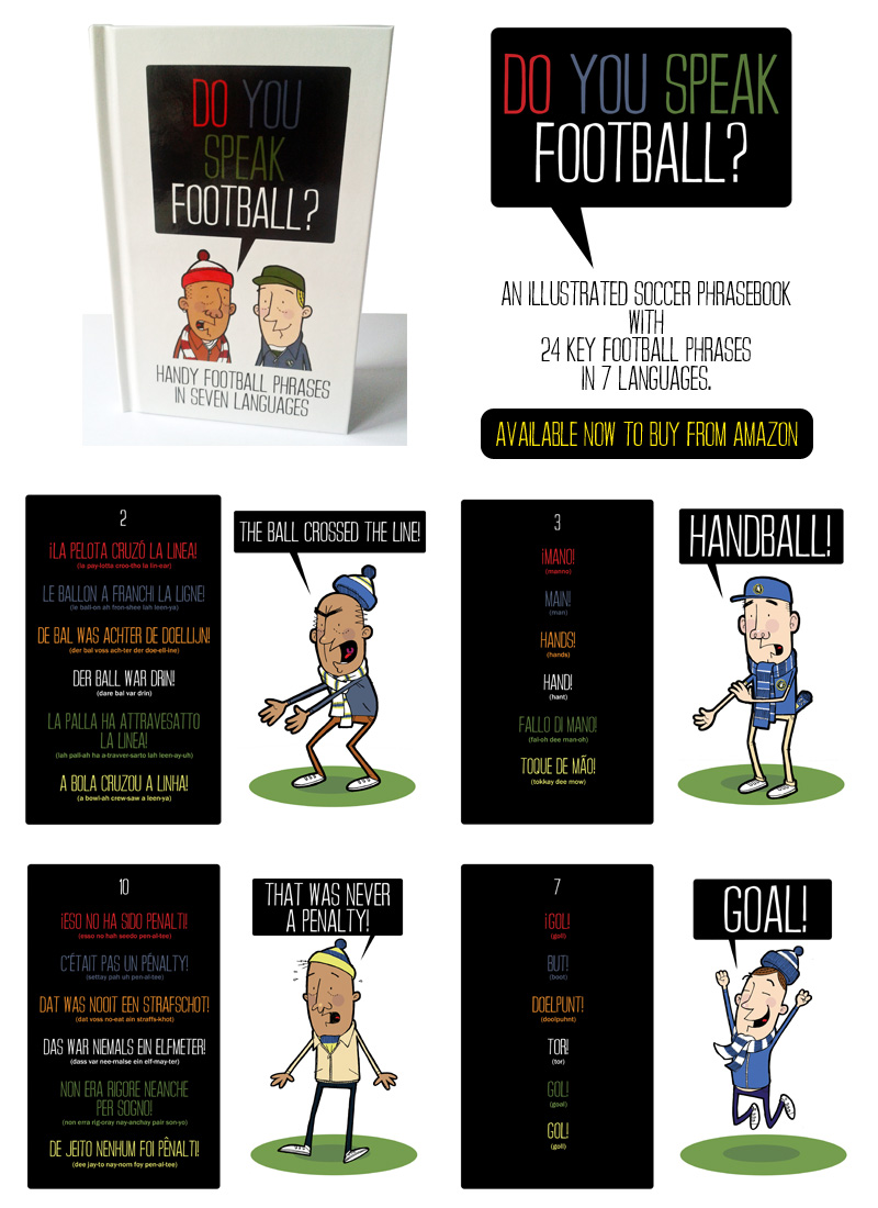 Do You Speak Football? Football Phrasebook