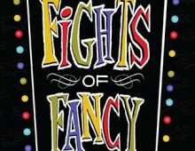"""Fights of Fancy"" – an illustrated book of comic verse"